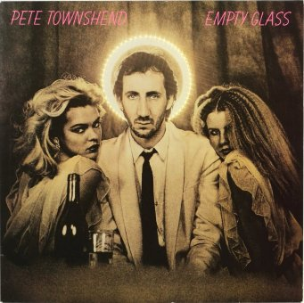 PETE TOWNSHEND 1980 Empty Glass