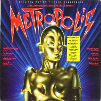 METROPOLIS 1980 (Original soundtrack)