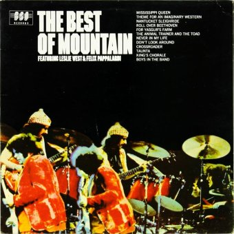 MOUNTAIN 1973 The Best Of Mountain