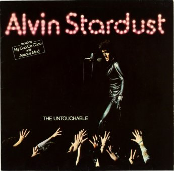ALVIN STARDUST 1974 The Untouchable