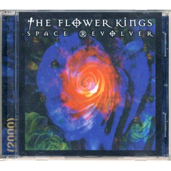 FLOWER KINGS 2000 Space Revolver