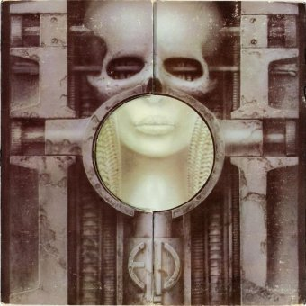 EMERSON, LAKE & PALMER 1973 Brain Salad Surgery