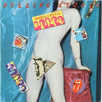 ROLLING STONES 1983 Undercover