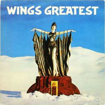 WINGS 1978 Wings Greatest
