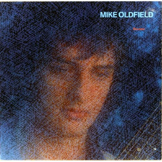 MIKE OLDFIELD 1984 Discovery