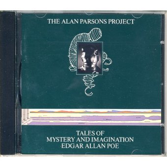 ALAN PARSONS PROJECT 1976 Tales Of Mystery And Imagination