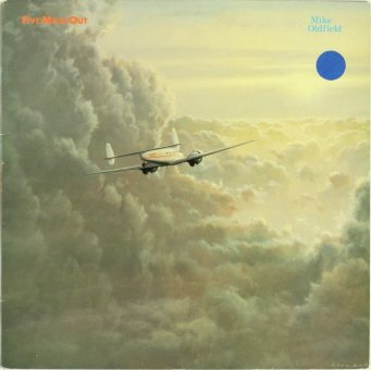 MIKE OLDFIELD 1982 Five Miles Out