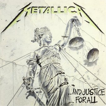 METALLICA 1988 …And Justice For All