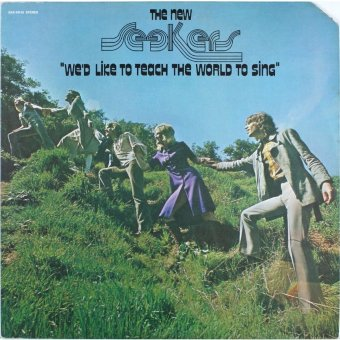 NEW SEEKERS 1971 We'd Like To Teach The World To Sing