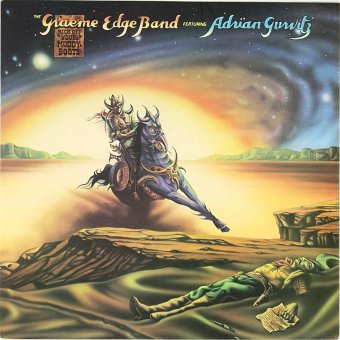 GRAEME EDGE BAND 1975 Kick Off Your Muddy Boots