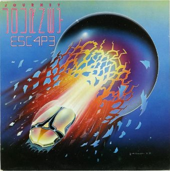JOURNEY 1981 Escape