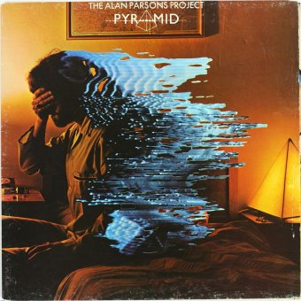 ALAN PARSONS PROJECT 1978 Pyramid