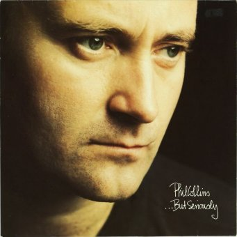 PHIL COLLINS 1989 ...But Seriously