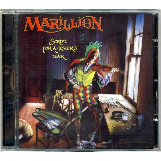 MARILLION 1983 Script For A Jester's Tear