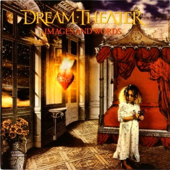 DREAM THEATER 1992 Images And Words