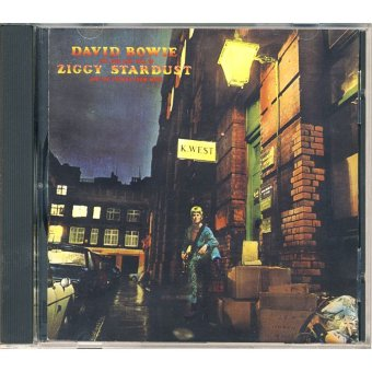 DAVID BOWIE 1972 The Rise And Fall Of Ziggy Stardust...