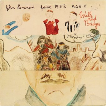 JOHN LENNON 1975 Walls And Bridges