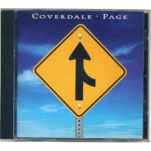 COVERDALE / PAGE 1993 Coverdale / Page