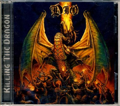 DIO 2002 Killing The Dragon