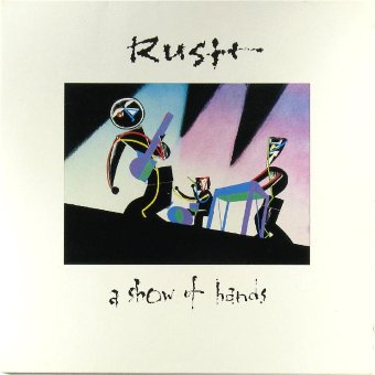 RUSH 1989 A Show Of Hands
