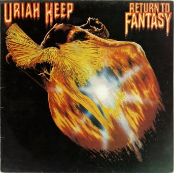 URIAH HEEP 1975 Return To Fantasy