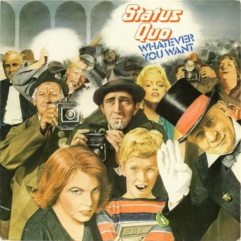 STATUS QUO 1979 Whatever You Want