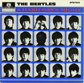 BEATLES 1964 A Hard Day's Night