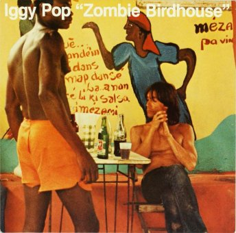 IGGY POP 1982 Zombie Birdhouse