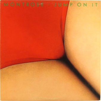 MONTROSE 1976 Jump On It