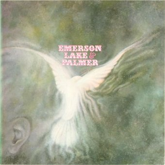 EMERSON, LAKE & PALMER 1970 Emerson, Lake And Palmer