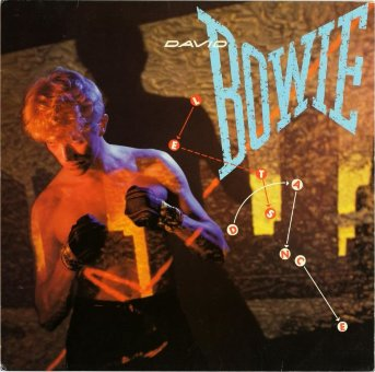 DAVID BOWIE 1983 Let's Dance