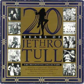 JETHRO TULL 1988 20 Years Of Jethro Tull