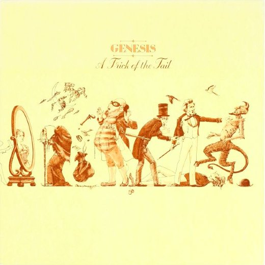 GENESIS 1975 A Trick Of The Tail