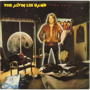 ALVIN LEE BAND 1980 Free Fall