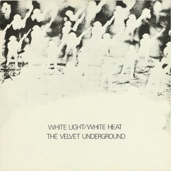 VELVET UNDERGROUND 1968 White Light / White Heat
