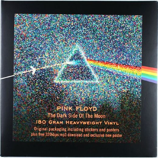 PINK FLOYD 1973 The Dark Side Of The Moon