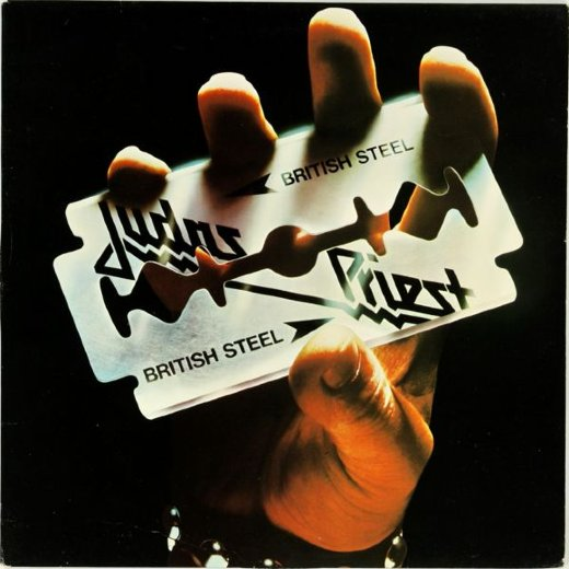 JUDAS PRIEST 1980 British Steel