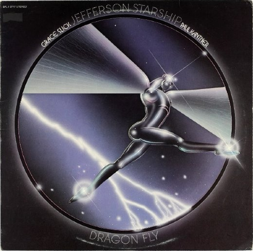 JEFFERSON STARSHIP 1974 Dragon Fly