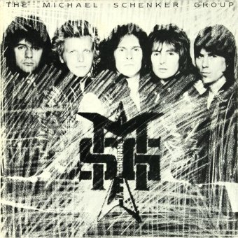 MICHAEL SCHENKER GROUP 1981 M.S.G.