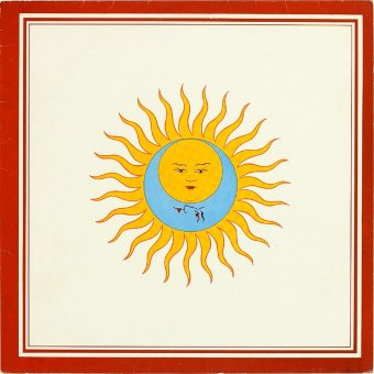 KING CRIMSON 1973 Larks' Tongues In Aspic
