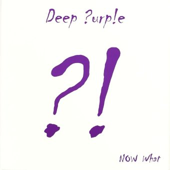 DEEP PURPLE 2013 Now What?!