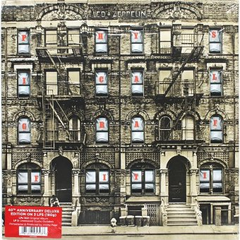 LED ZEPPELIN 1975 Physical Graffiti (40th Anniversary Edition)