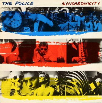 POLICE 1983 Synchronicity