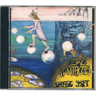 OZRIC TENTACLES 1993 Jurassic Shift