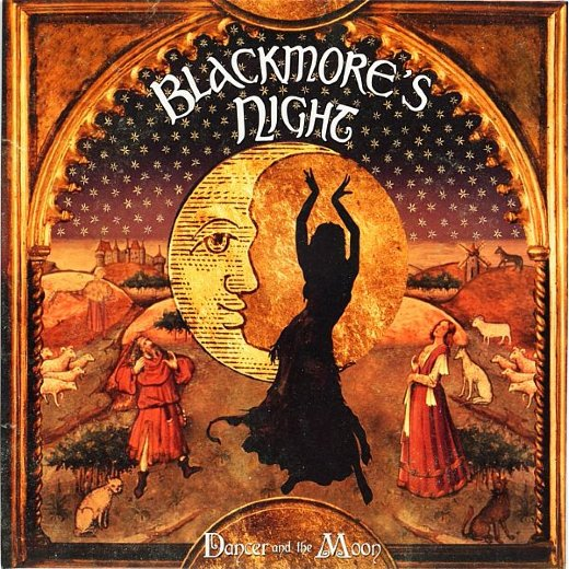 BLACKMORE'S NIGHT 2013 Dancer And The Moon