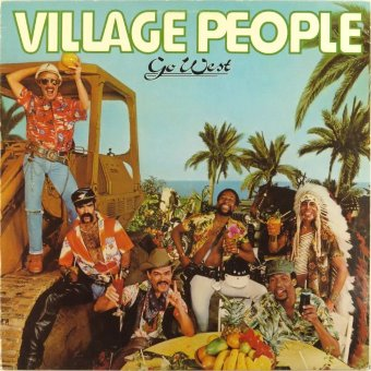 VILLAGE PEOPLE 1979 Go West