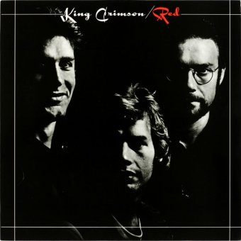KING CRIMSON 1974 Red