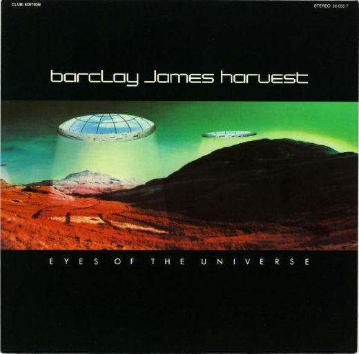BARCLAY JAMES HARVEST 1979 Eyes Of The Universe