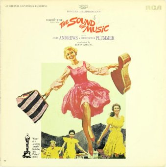 SOUND OF MUSIC 1965 (original soundtrack)