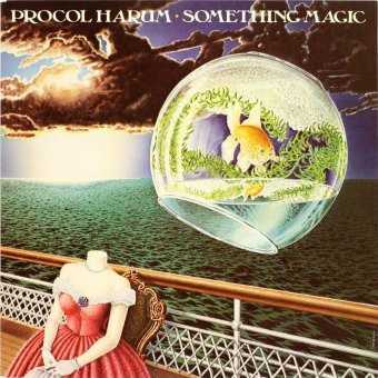 PROCOL HARUM 1977 Something Magic